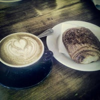 Photo taken at Shot Tower Coffee by Lesley M. on 9/2/2012