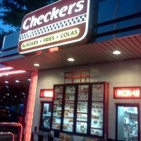 Photo taken at Checkers by Jermayne C. on 4/20/2012