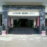 Photo taken at Museum negeri jambi by Deffian H. on 4/23/2012