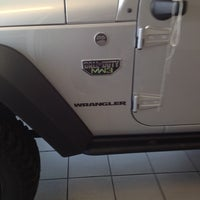 Photo taken at Jones Chrysler Dodge Jeep RAM by Heather B. on 4/12/2012