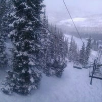 Photo taken at Solitude Mountain Resort by Mapu I. on 3/2/2012