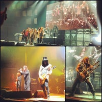 Photo taken at Wiener Stadthalle by Jerome P. on 6/27/2012