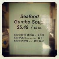 Photo taken at Gomo's Fish Market by Jesse H. on 5/11/2012