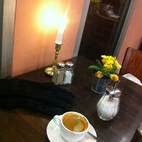 Photo taken at Cafe Selig by Detlef R. on 2/9/2012