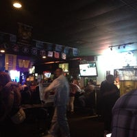Photo taken at Sports Page Bar & Grill by Bristen N. on 6/23/2012