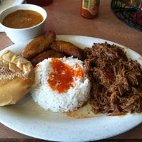 Photo taken at Papi's Cuban & Caribbean Grill by Pete K. on 7/25/2012