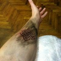 Снимок сделан в Tattoo-Globus пользователем Arseniy 👑 V. 6/17/2012