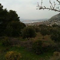 Photo taken at Καμπόλι by Demetris P. on 2/26/2012