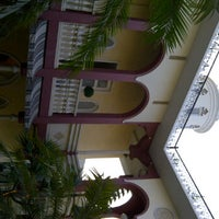 Photo taken at Rumah Maroko, menteng by wening s. on 7/24/2012