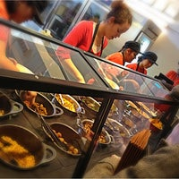 Photo taken at ShopHouse Kitchen by Joshua S. on 12/9/2011