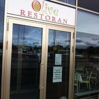 Photo taken at Olive restaurant by Veljo H. on 9/16/2011