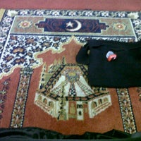 Photo taken at Grey Street Mosque by Hasina S. on 12/30/2011