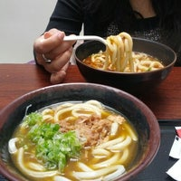 Photo taken at Onya Japanese Noodle by Nik R. on 6/13/2012