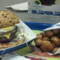 Photo taken at Culver's by Brian P. on 8/21/2012