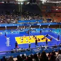 Foto tomada en Complejo Panamericano de Voleibol por Kristopher A. el 11/14/2011