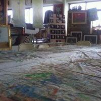 Photo taken at Art department by Tan K. on 9/14/2011