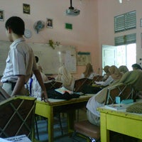 Photo taken at SMA Negeri 1 Pekanbaru by Hafif F. on 2/24/2011