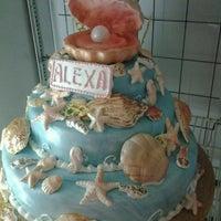 Photo taken at Gourmet Bake Shop by Kirsten B. on 9/17/2011