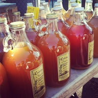 Photo taken at University District Farmers Market by Matt H. on 9/1/2012
