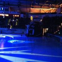 Photo taken at Saturn Arena by Matthias S. on 1/29/2012