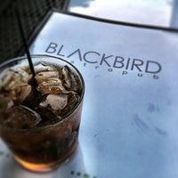 Photo taken at Blackbird Gastropub by Ryan D. on 5/8/2011