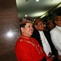 Photo taken at Baitul Jabbar Masjid, by M Harirama K. on 11/3/2011