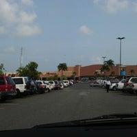 Photo taken at Plaza Palma Real Shopping Center by Yarim C. on 6/22/2012
