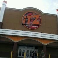 Photo taken at iT'Z Family Food & Fun by Ashley W. on 3/27/2012