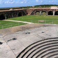 Photo taken at Fort Morgan State Historic Site by Mary Grace on 6/18/2012