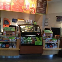 Photo taken at Jamba Juice Las Colinas Village by Sarah on 8/15/2012