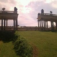 Photo taken at Schloss Sanssouci by Nemanja Đ. on 6/19/2012