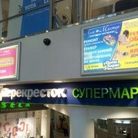 Снимок сделан в Перекрёсток пользователем Alexey M. 8/20/2012