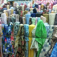Photo taken at Yongle Fabric Market by Roger K. on 9/15/2011