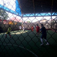 Photo taken at Sonic Futsal by Ana M. on 10/30/2011
