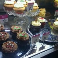 Photo taken at Cupcake Berlin by Kat T. on 12/22/2011