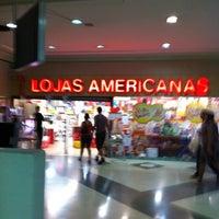 Photo taken at Lojas Americanas by Ricardo V. on 1/30/2011