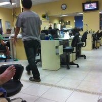 Photo taken at Hollywood Nails by Carla C. on 10/1/2011