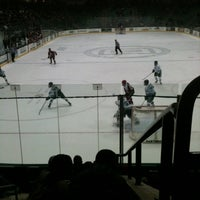 Photo taken at Thompson Arena at Dartmouth by C P. on 1/1/2012