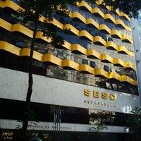 Foto tirada no(a) Hotel Sesc Copacabana por Wagner T. em 12/21/2011