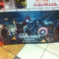 Photo taken at Cinemark by Ernando S. on 4/28/2012