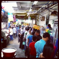 Photo taken at Nasi Kandar Line Clear by Blood on 8/22/2012
