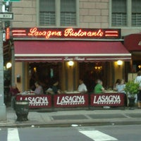 Photo taken at Lasagna Chelsea Restaurant by patrick m. on 9/10/2011