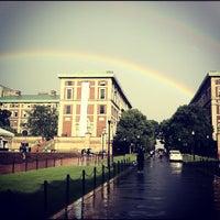 Photo taken at Columbia University by Skylar B. on 6/3/2012