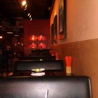 Photo taken at Zen Bistro & Wine Bar by Nellie F. on 9/18/2011
