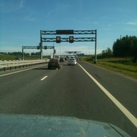 Photo taken at Трасса А-121 «Сортавала» by Denis T. on 7/6/2012