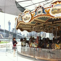 Photo taken at Jane's Carousel by kau n. on 9/10/2012