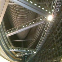 Photo taken at Glass Building by keishiro y. on 8/20/2011
