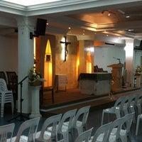 Photo taken at Chapel of Kristus Aman by Gifford C. on 7/15/2011