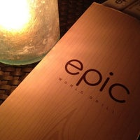 Photo taken at Epic by Casey Y. on 6/15/2012
