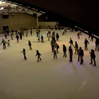 Photo taken at Crown Center Ice Terrace by Bryant L. on 11/25/2011